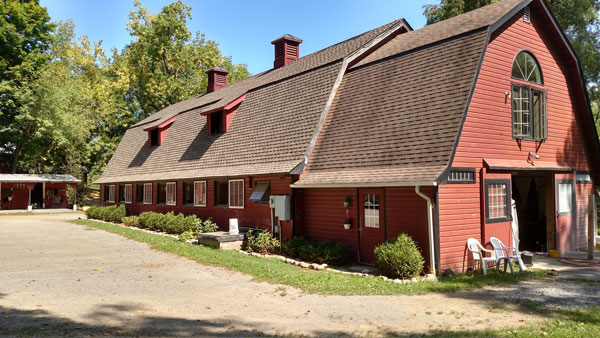 Horse Boarding Stable in Dutchess County Hyde Park, NY